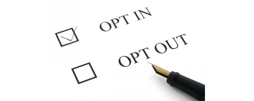 Qu'est-ce qu'une liste opt-in ?